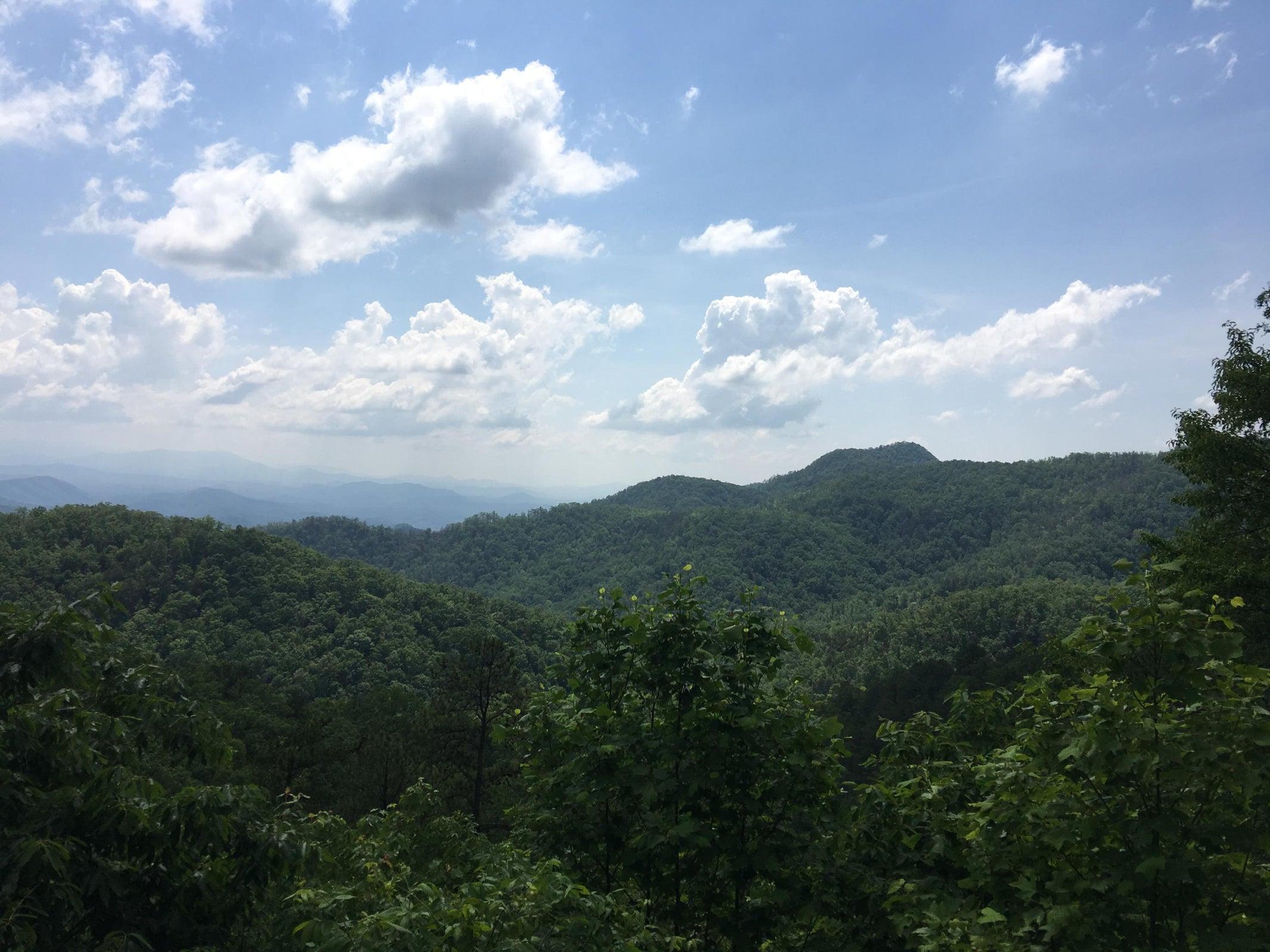 More scenic views