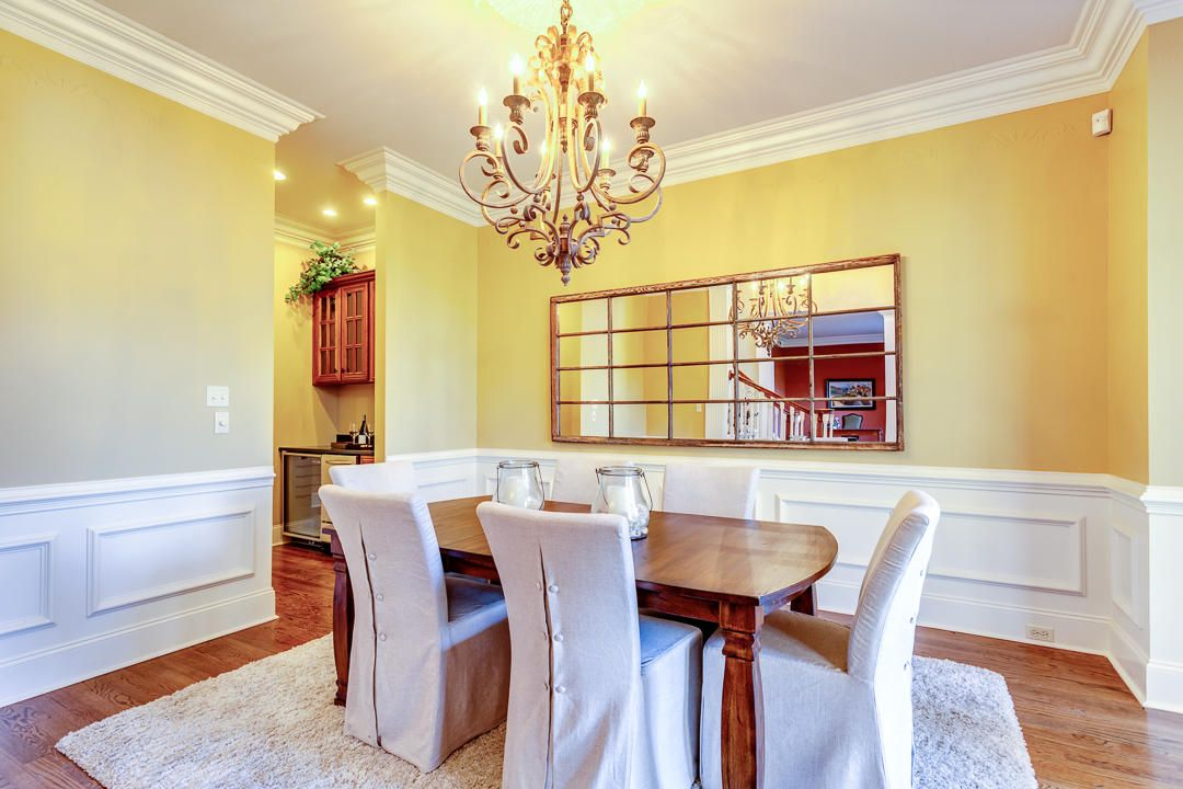 Formal Dining Room w/