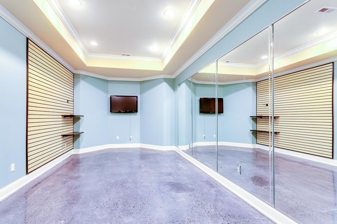 Exercise Room/Studio