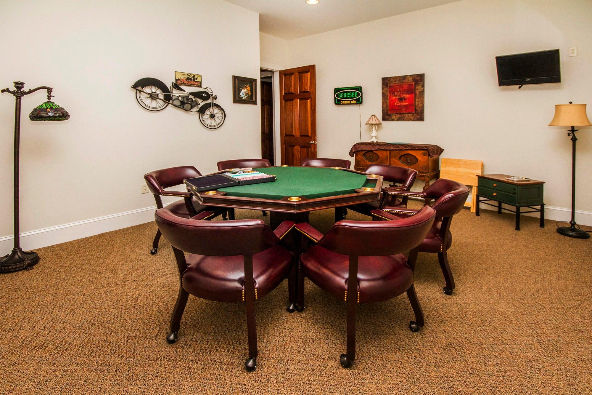 Poker Room!