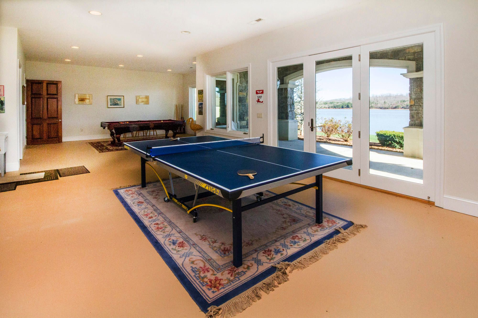 Pool & Ping Pong Space Too!