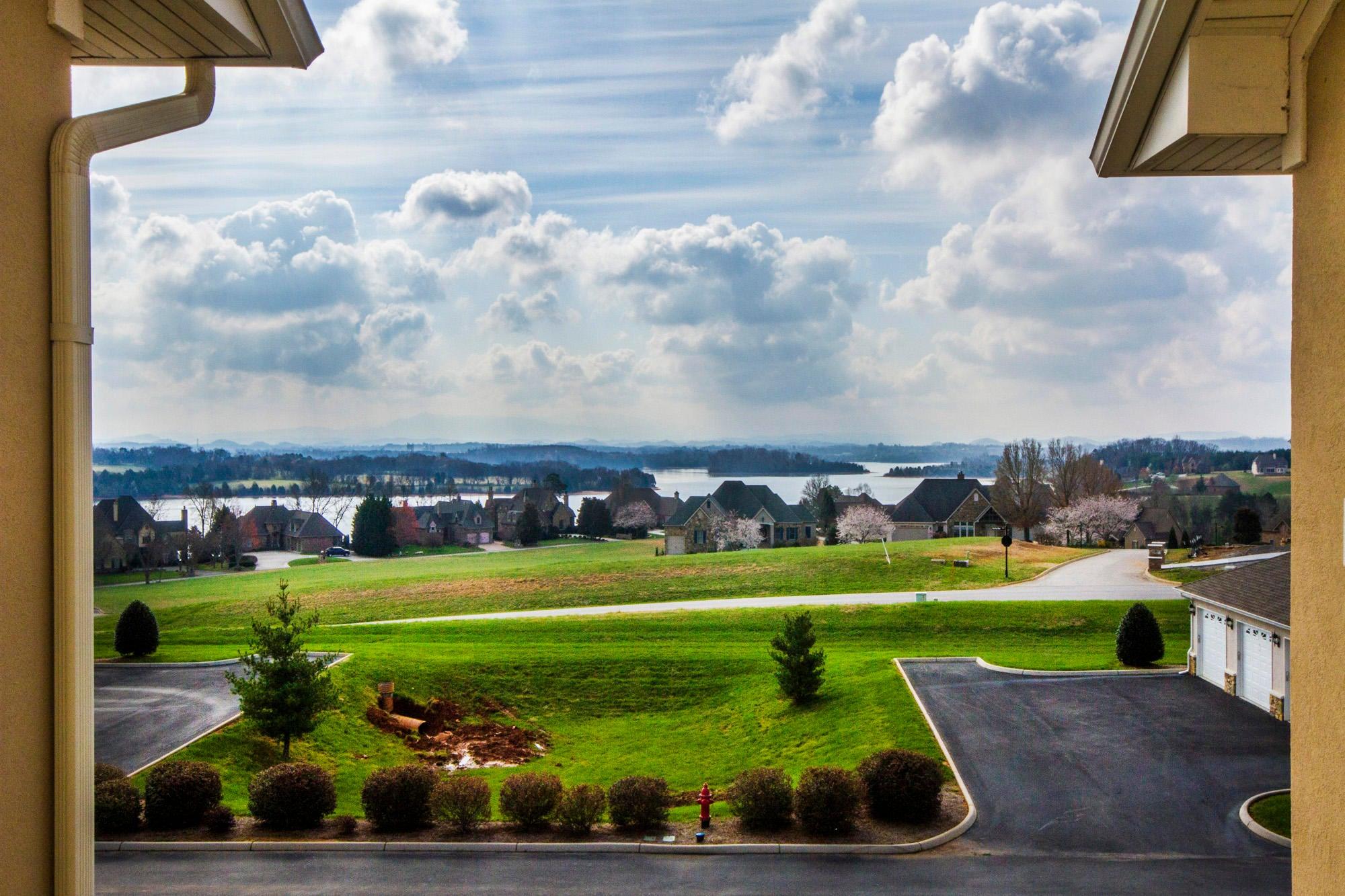 Lake Views from Hallway...