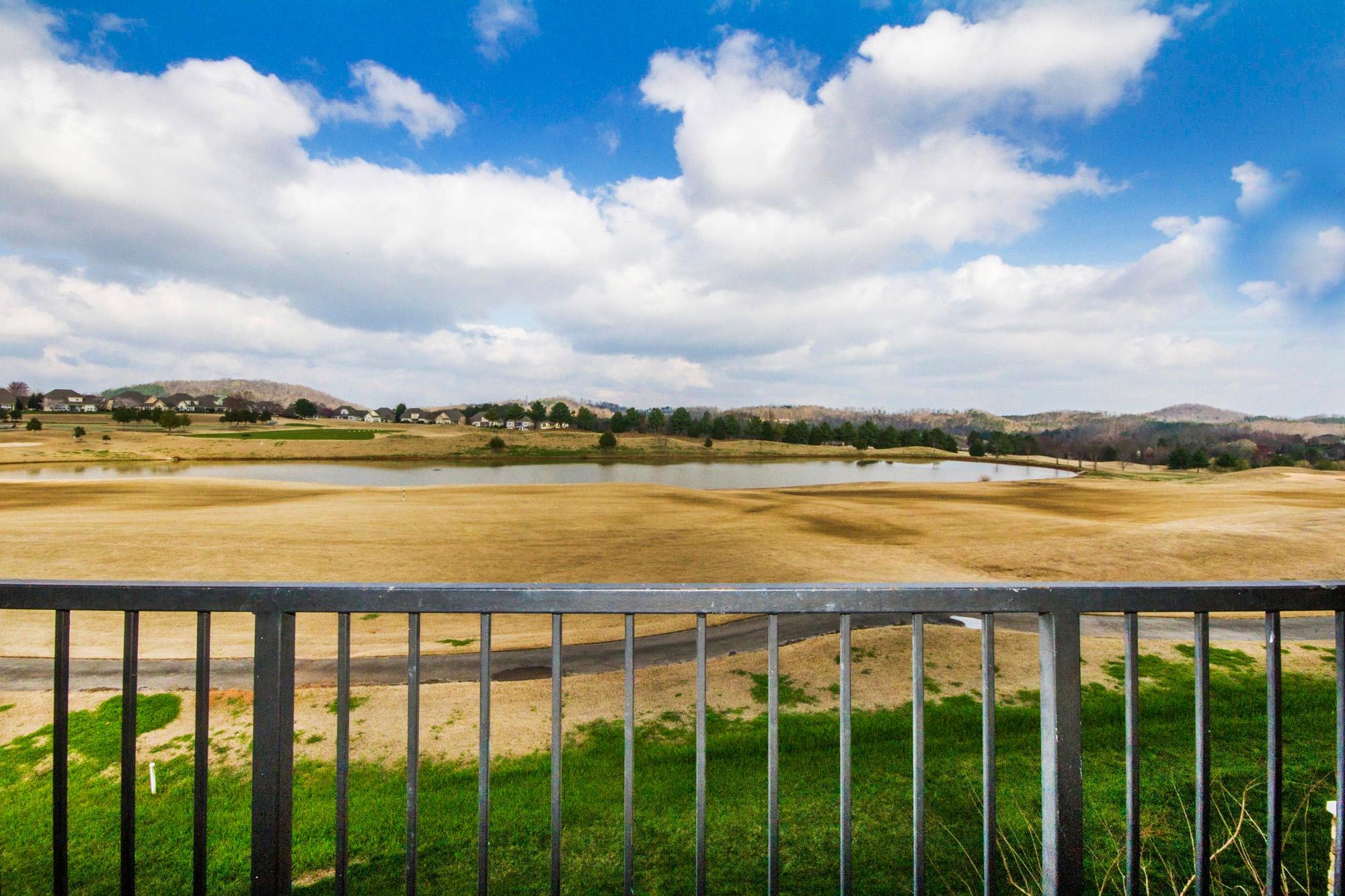 Wonderful Golf Course Views!