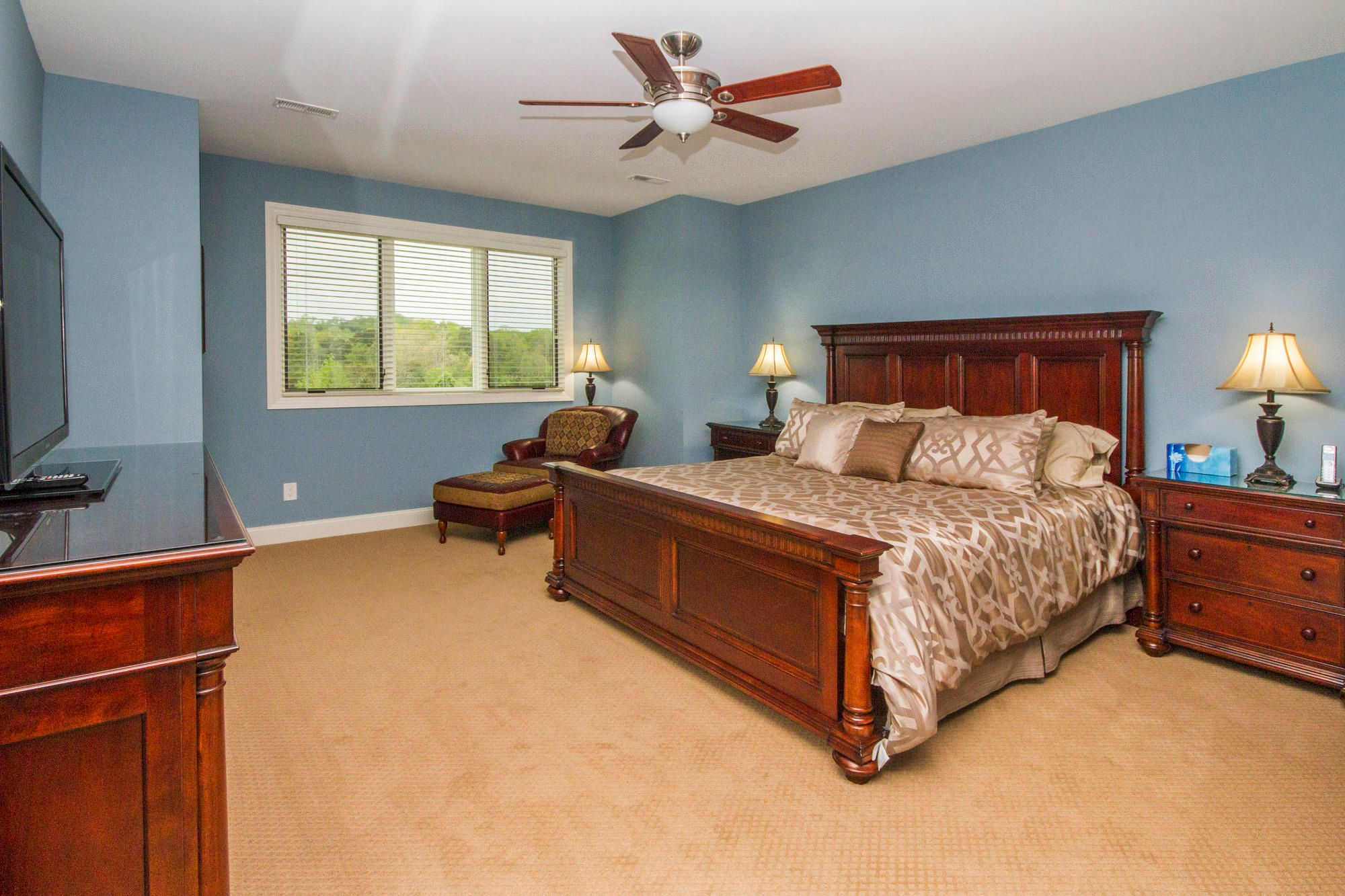 Guest Suite 1 is a 2nd Master Suite