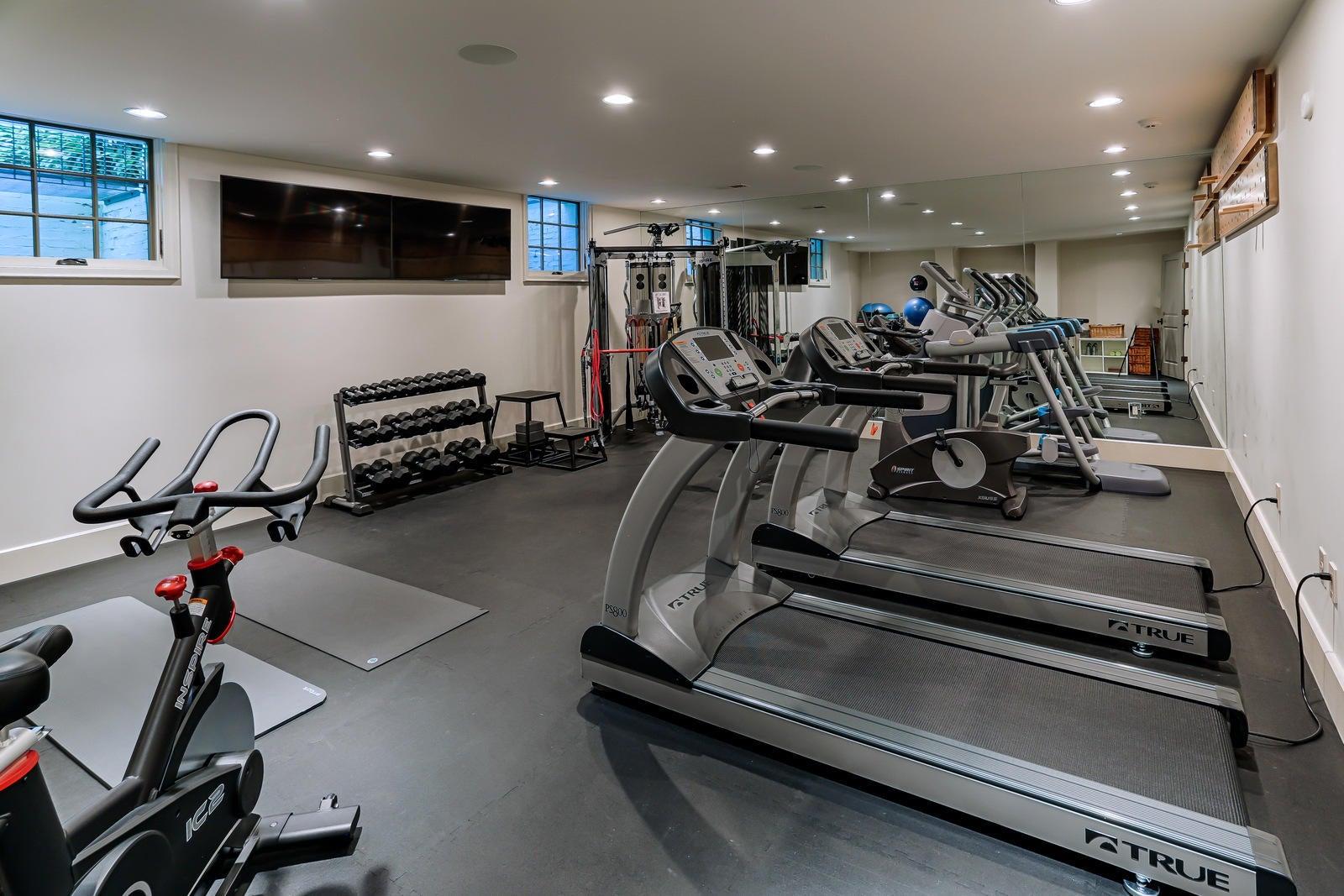 Home gym-studio