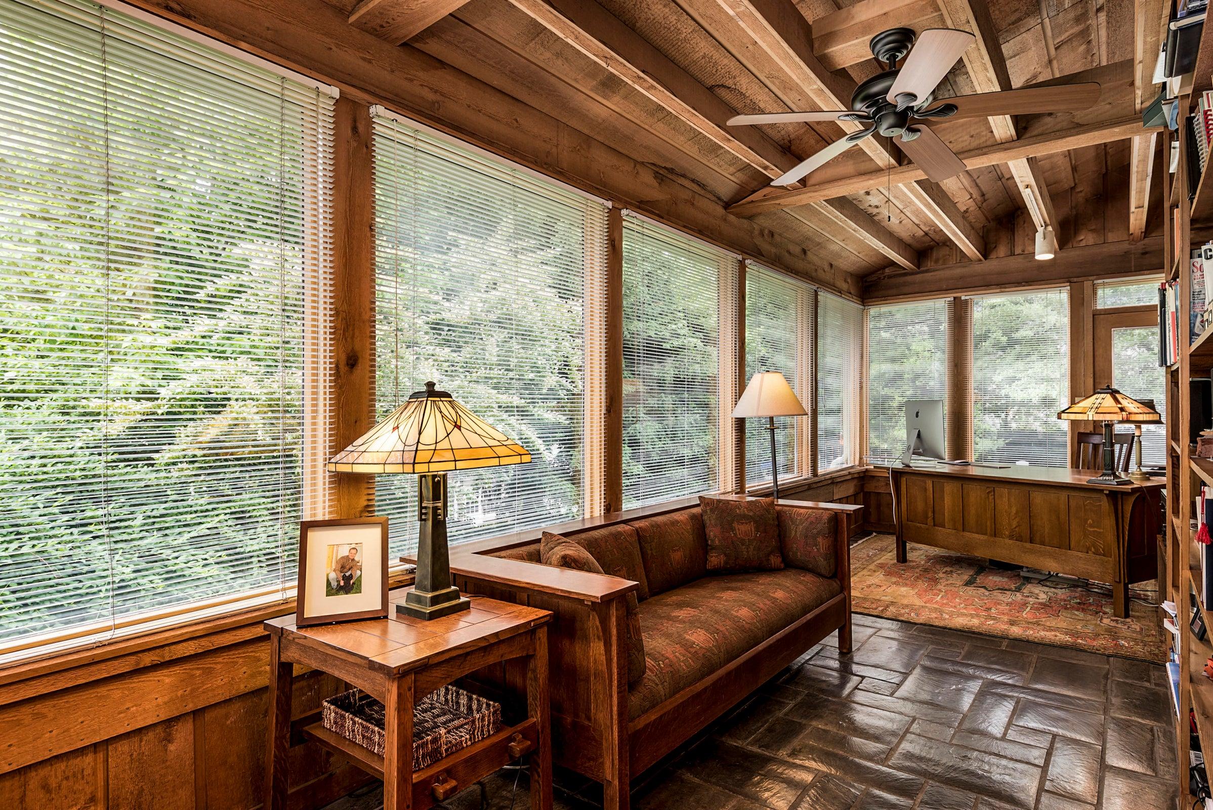 Sunroom (Used as Office)