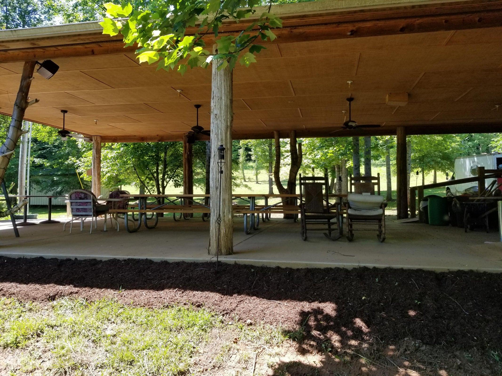 HUGE Pavilion