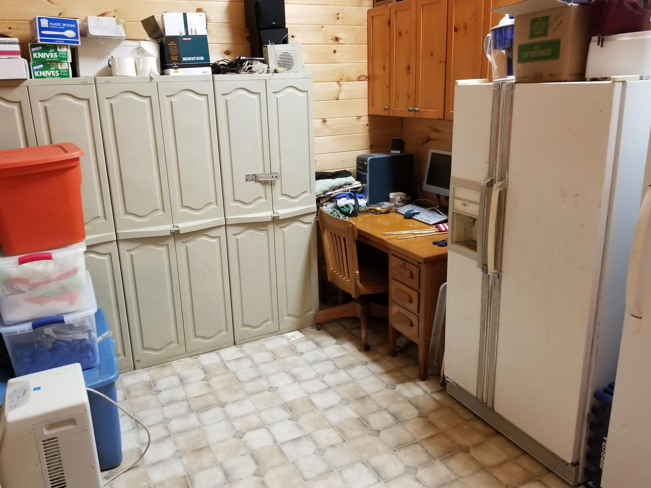 Storage/ Office