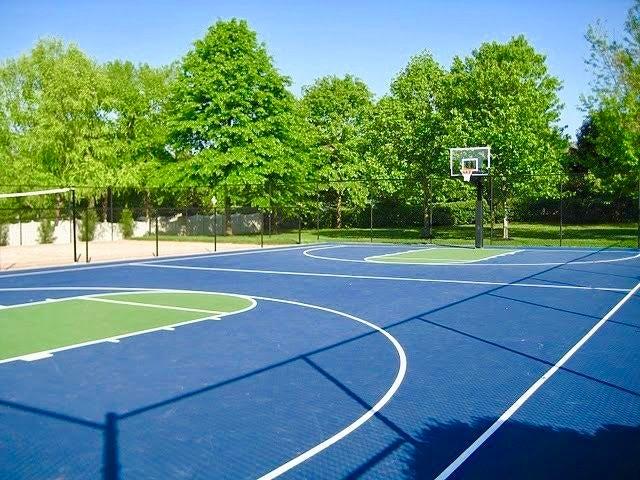 Neighborhood Basketball Courts