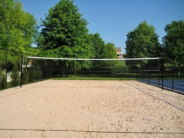 Neighborhood Sand Volleyball