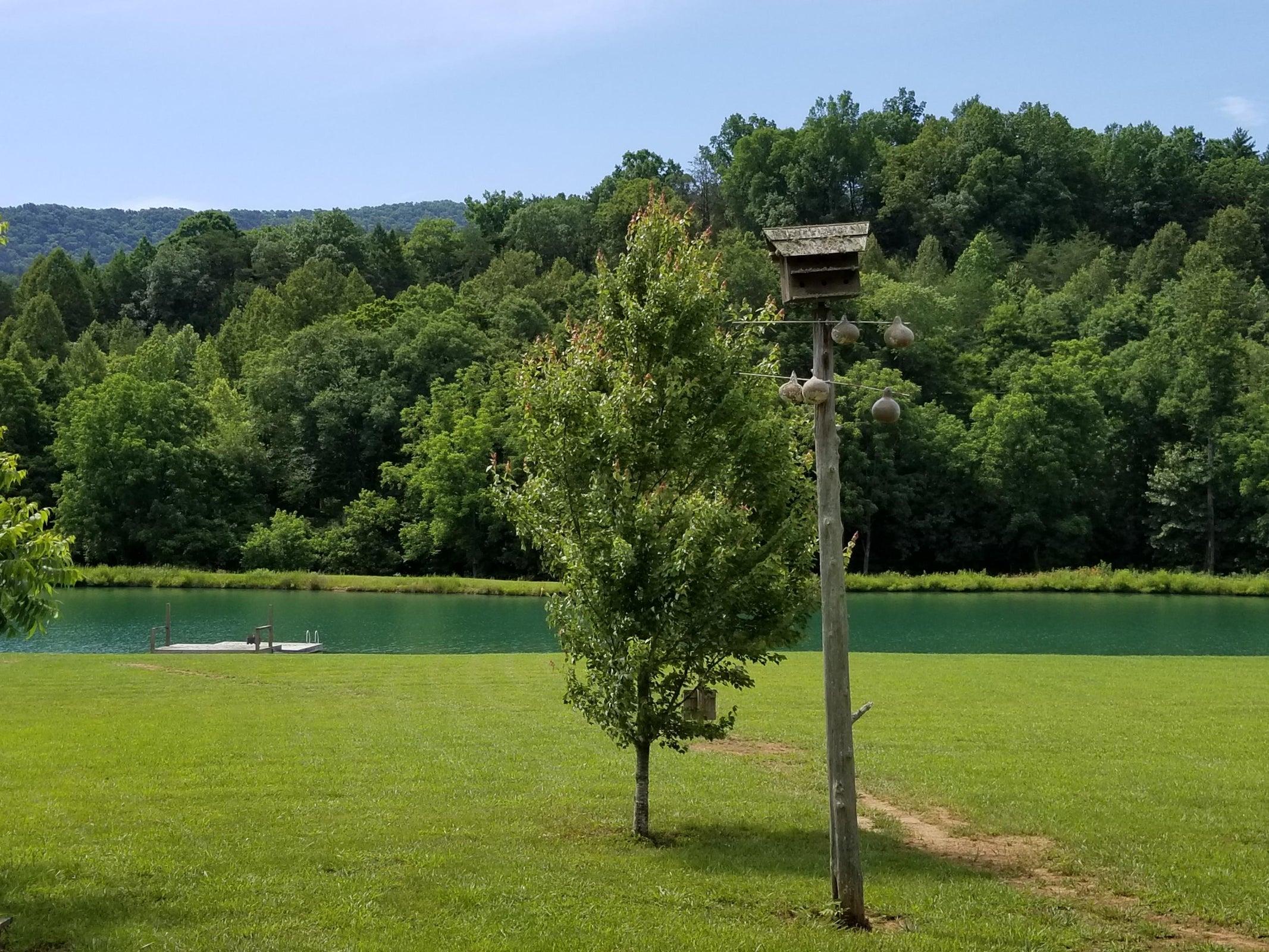 4-5 acre lake