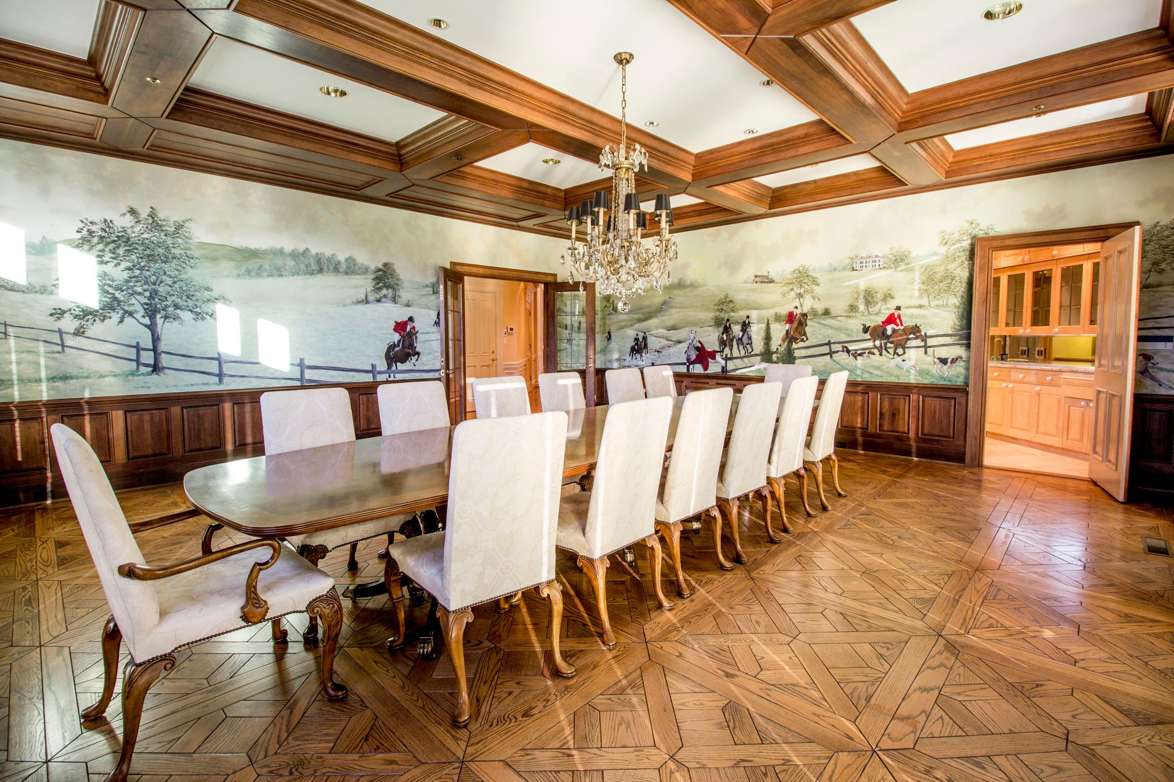 Formal Dining Room- Main Level