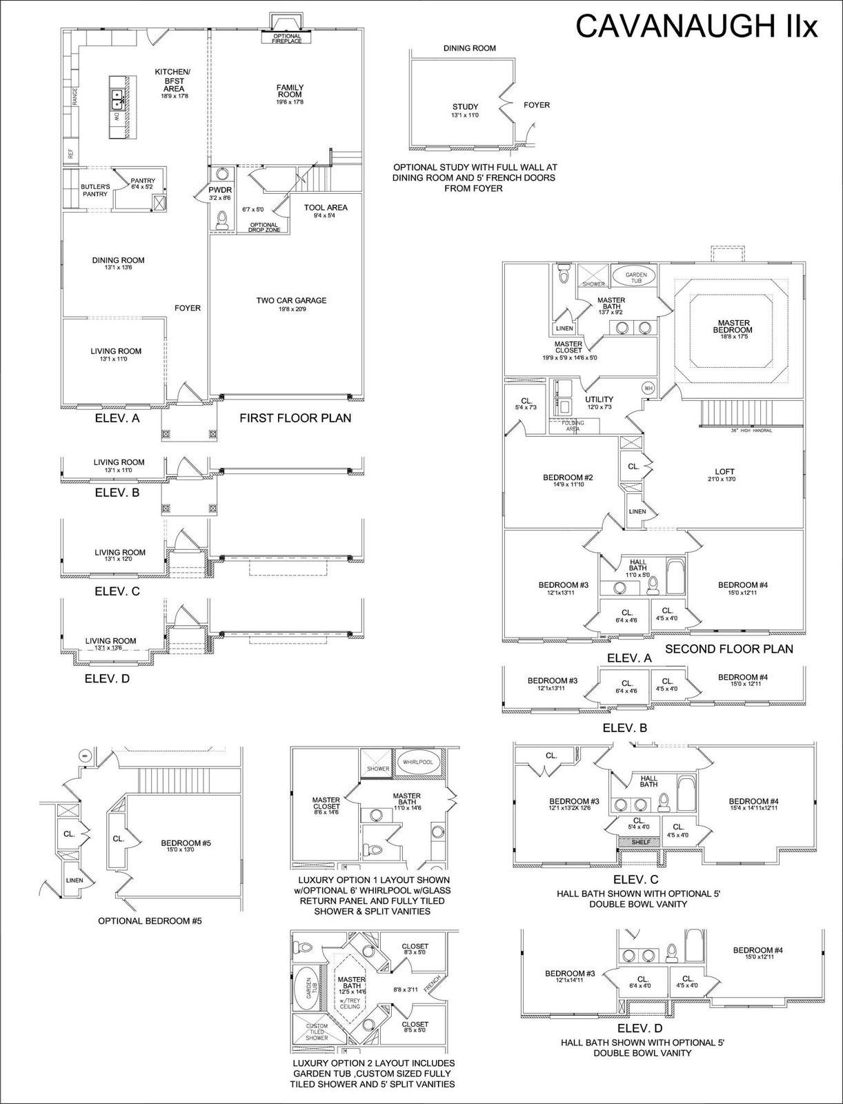 Cavanaugh IIX Revised Floorplan 6.01.18