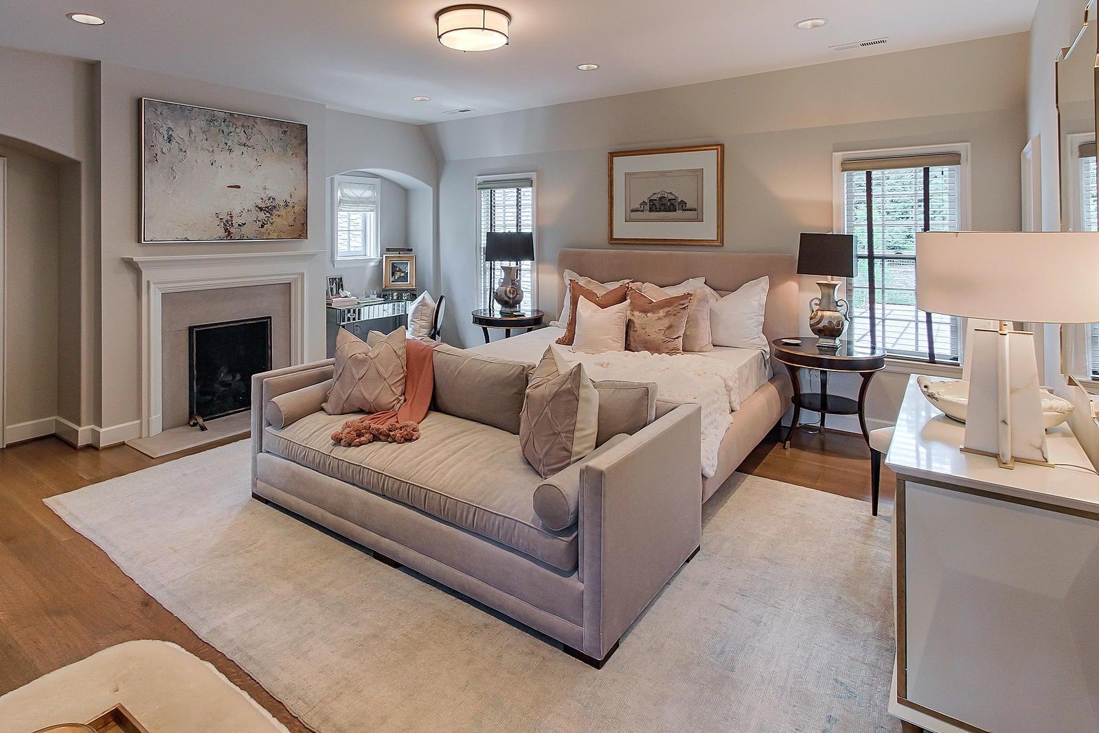 Upper Level master suite
