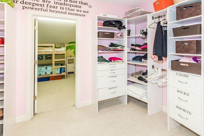 closet space br5