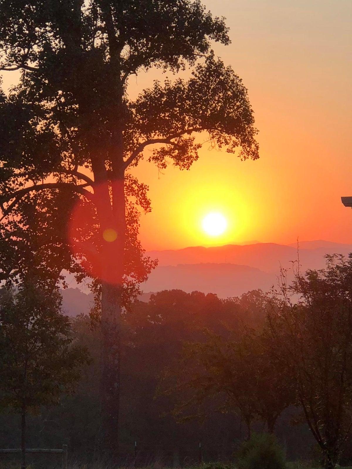 Sunrises Every Morning!