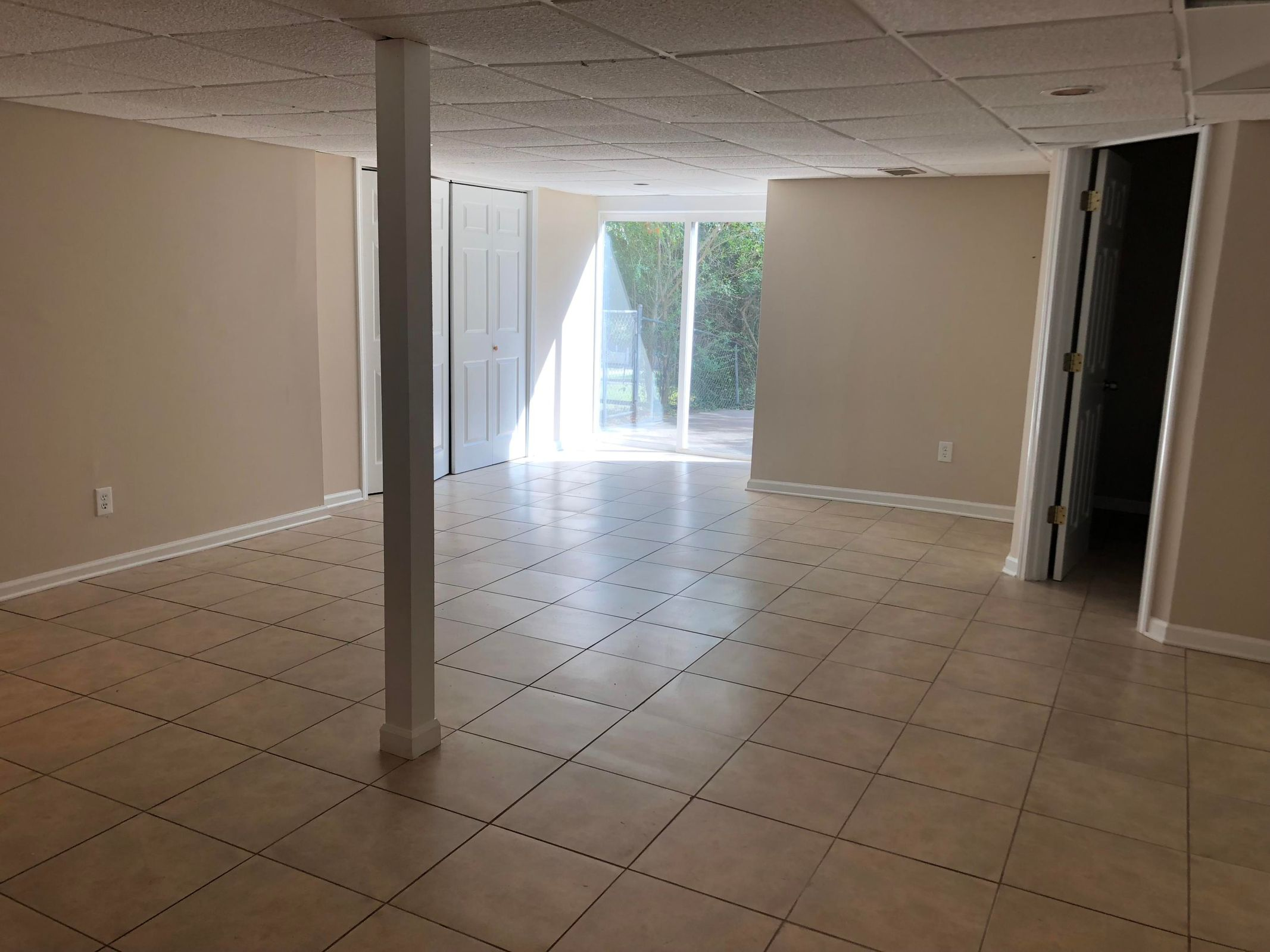 Basement Rec Room or 4th Bedroom