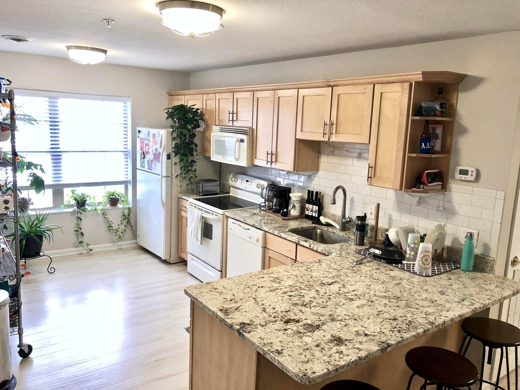 Beautiful NEW Granite Countertop