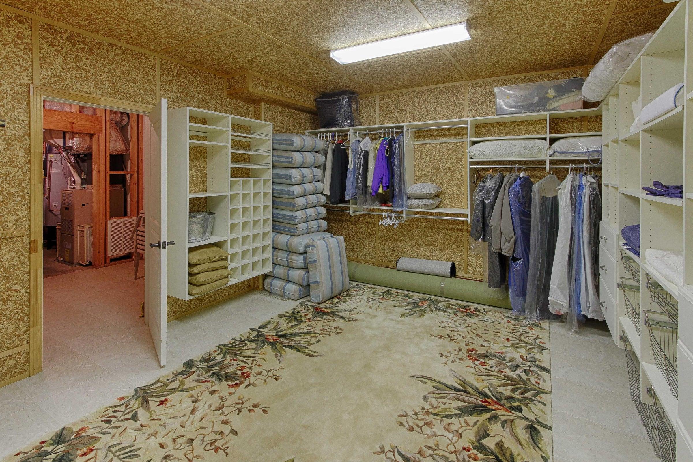 LL cedar closet