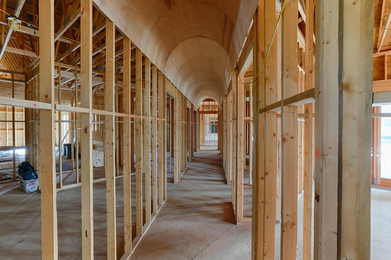 Barreled Ceilings
