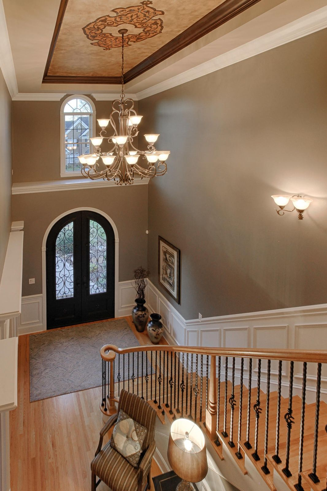 20 - View of Foyer from top of stairs