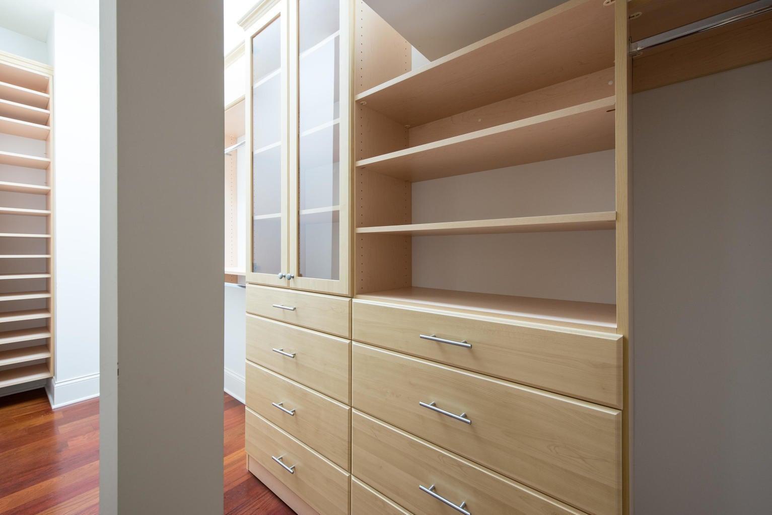 Custom Closet Shelving/Drawers