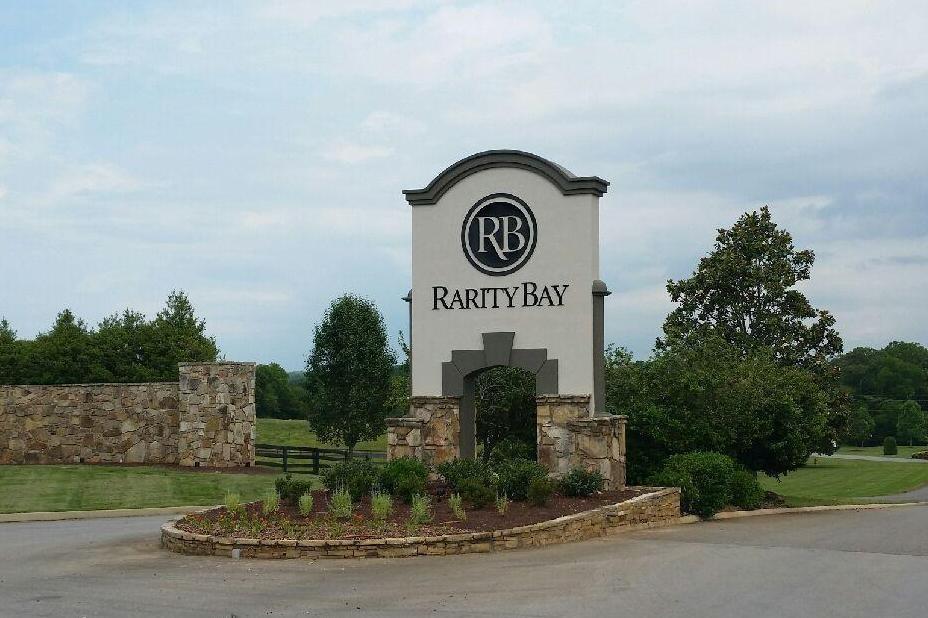 Rarity Bay Entrance 2