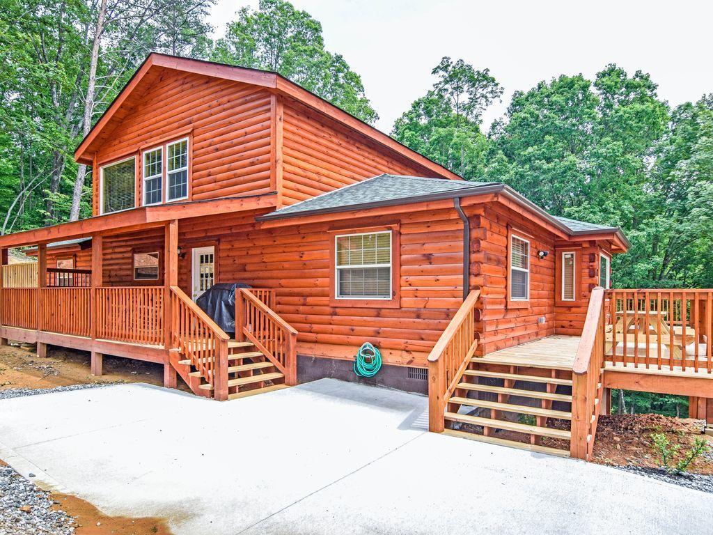 cabin 4 decks