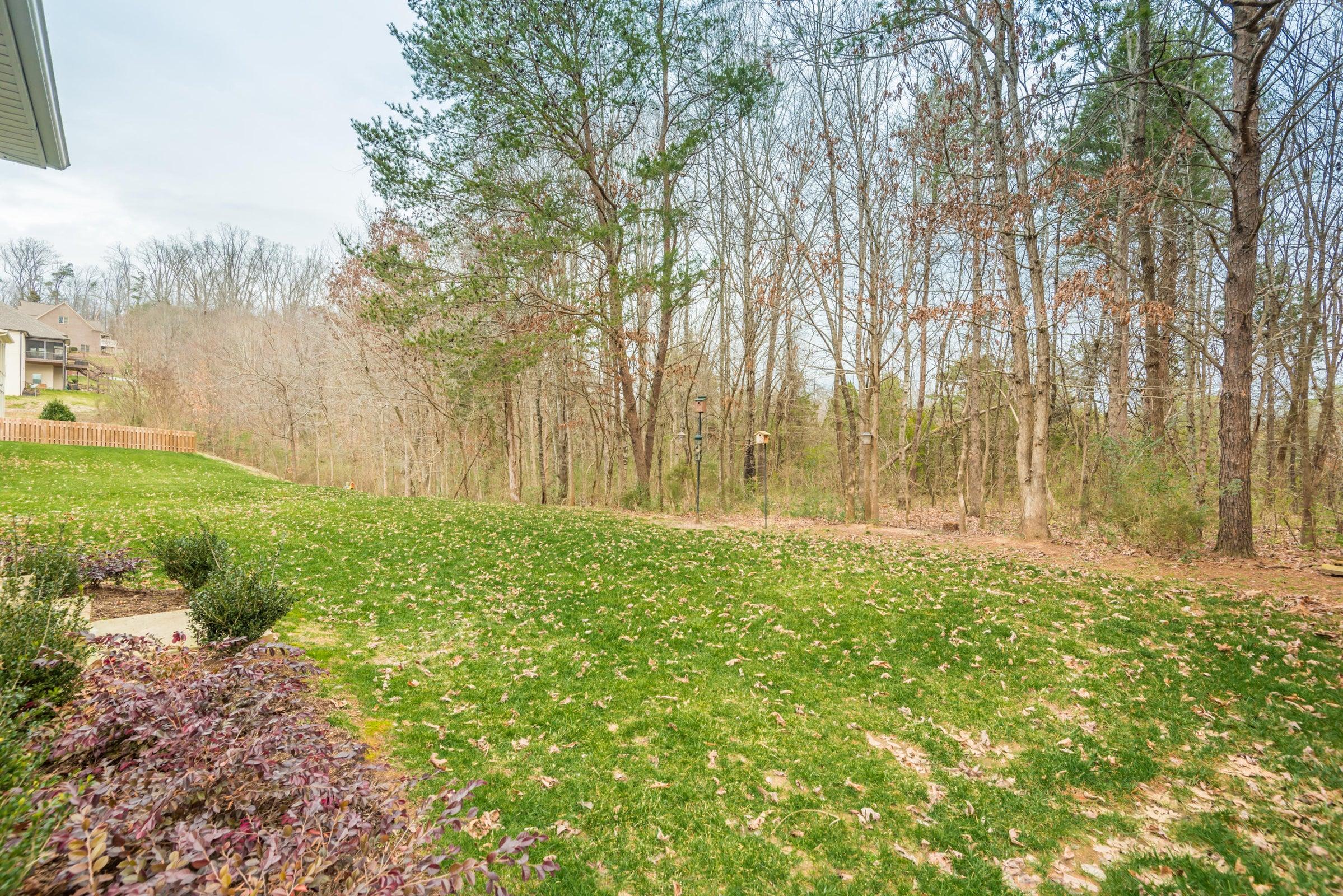 Flat, Private Backyard