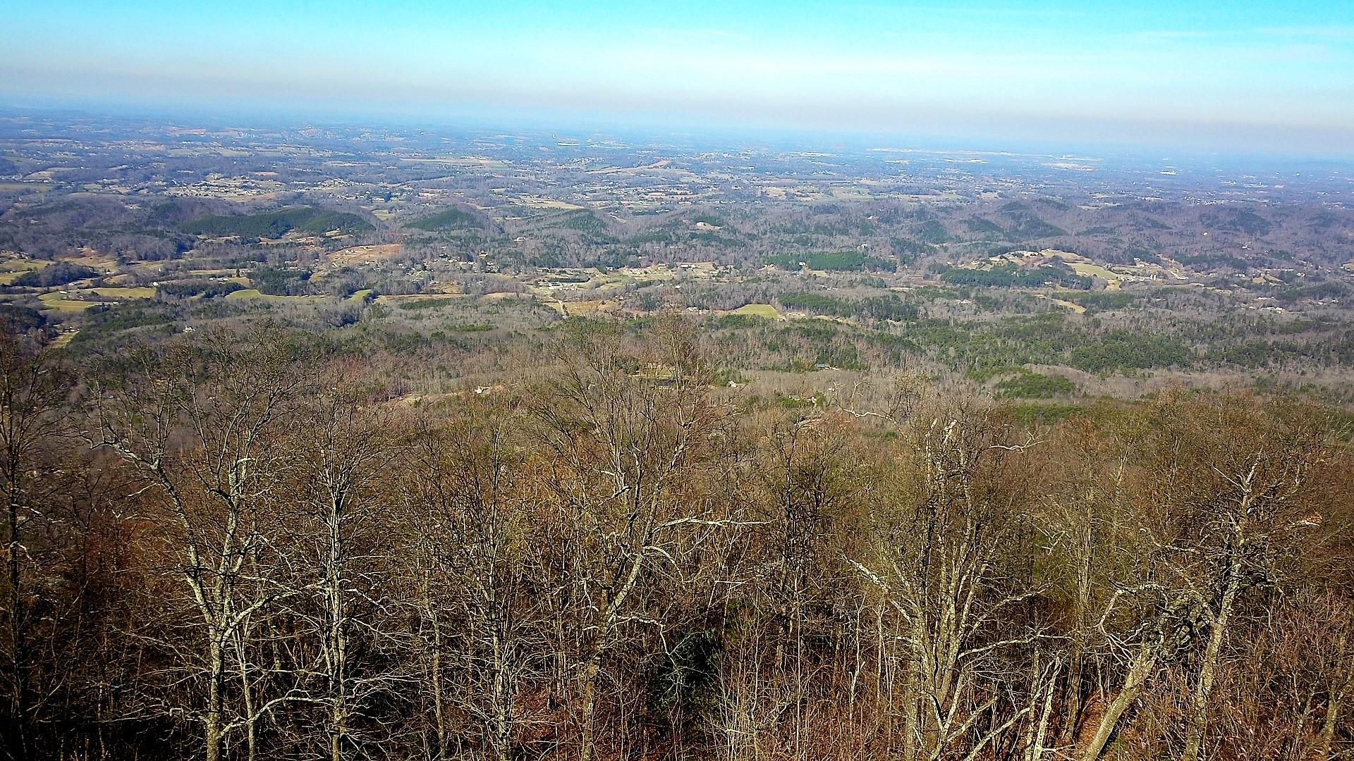 East Tennessee Valley View