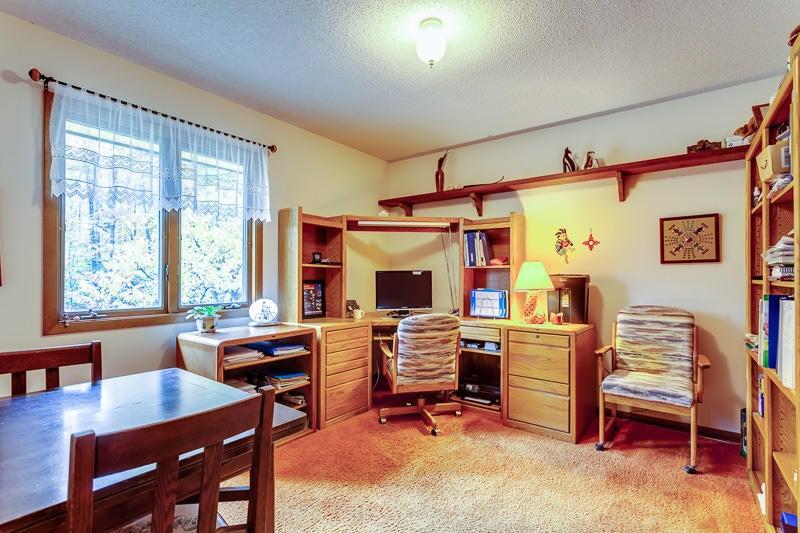 bedroom 3 used as office