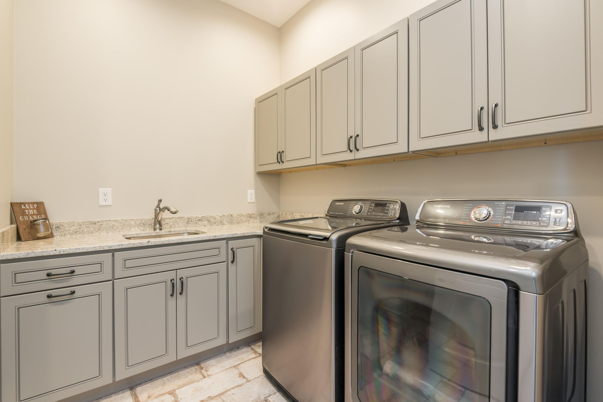 Laundry Room # 1- on Main Level