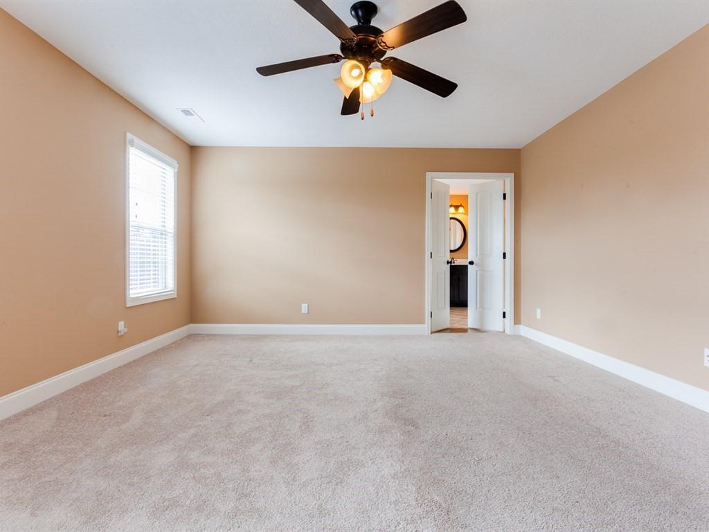 Huge Master Bedroom!