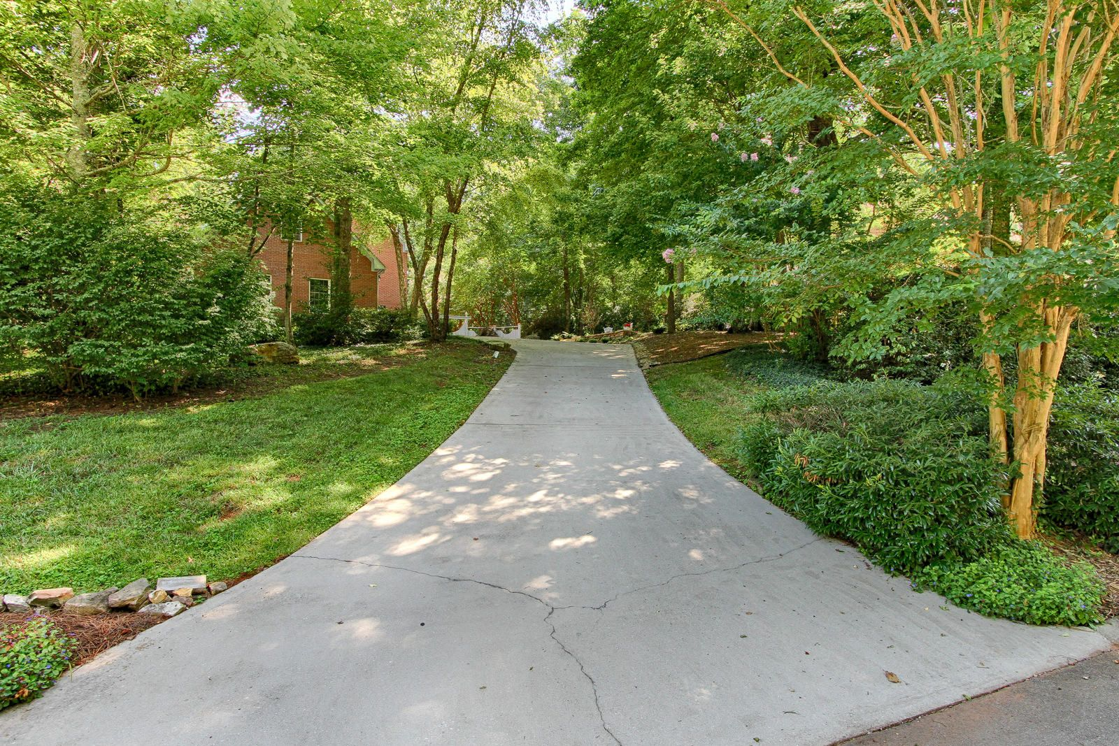 Driveway to Home