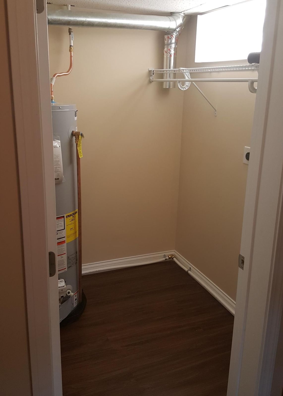 9 - Laundry Room - Remodeled