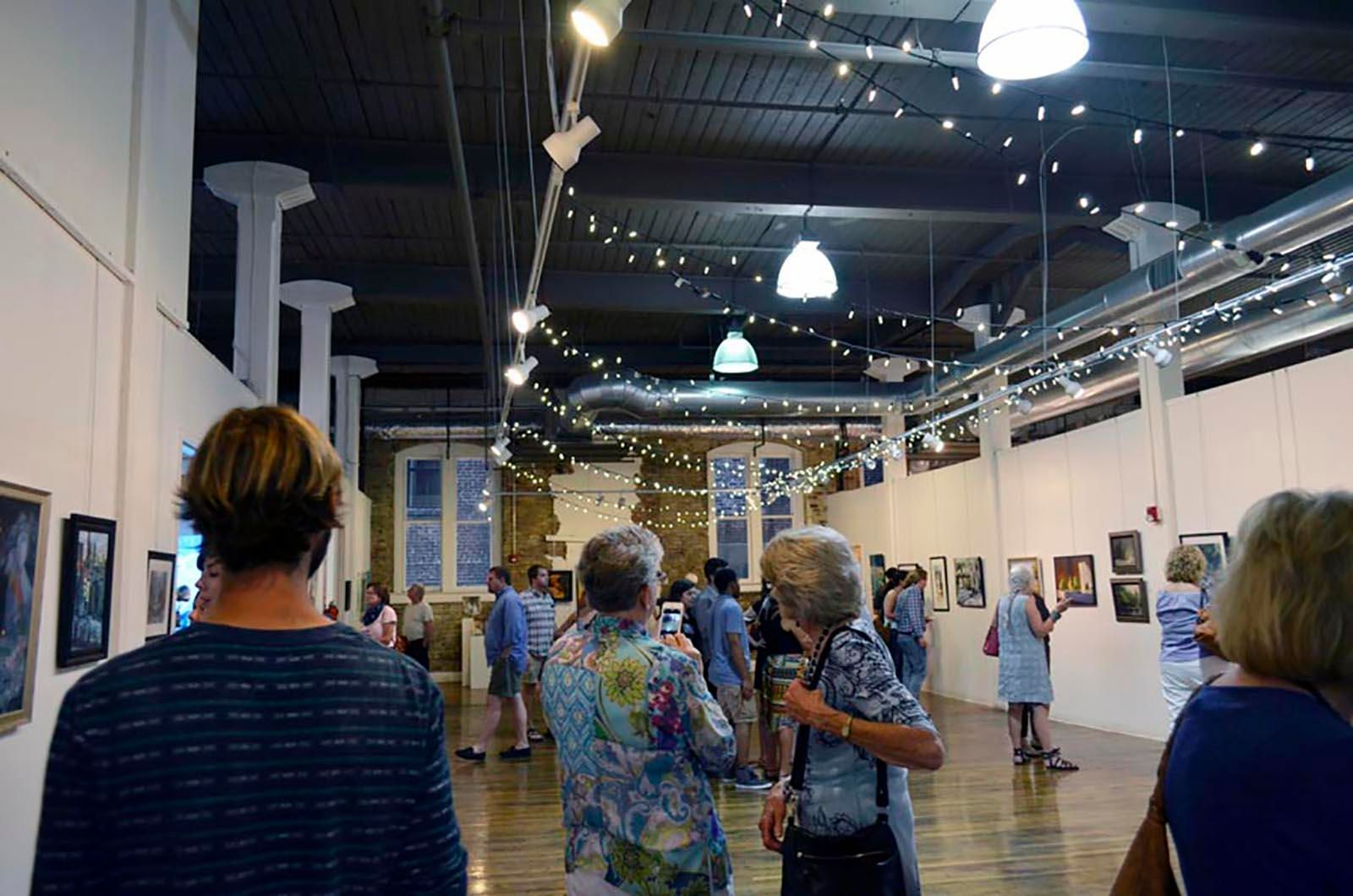 First Friday Art Openings