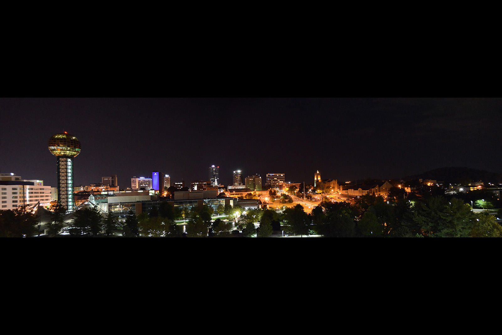 Knoxville Nightscape