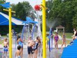 Carl Cowan Splash Pad