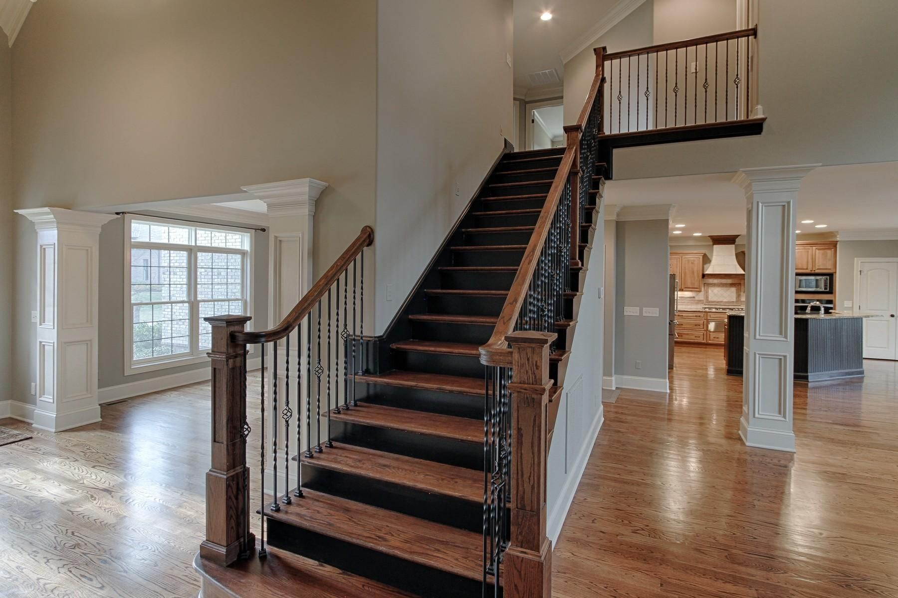 Let's take a look upstairs