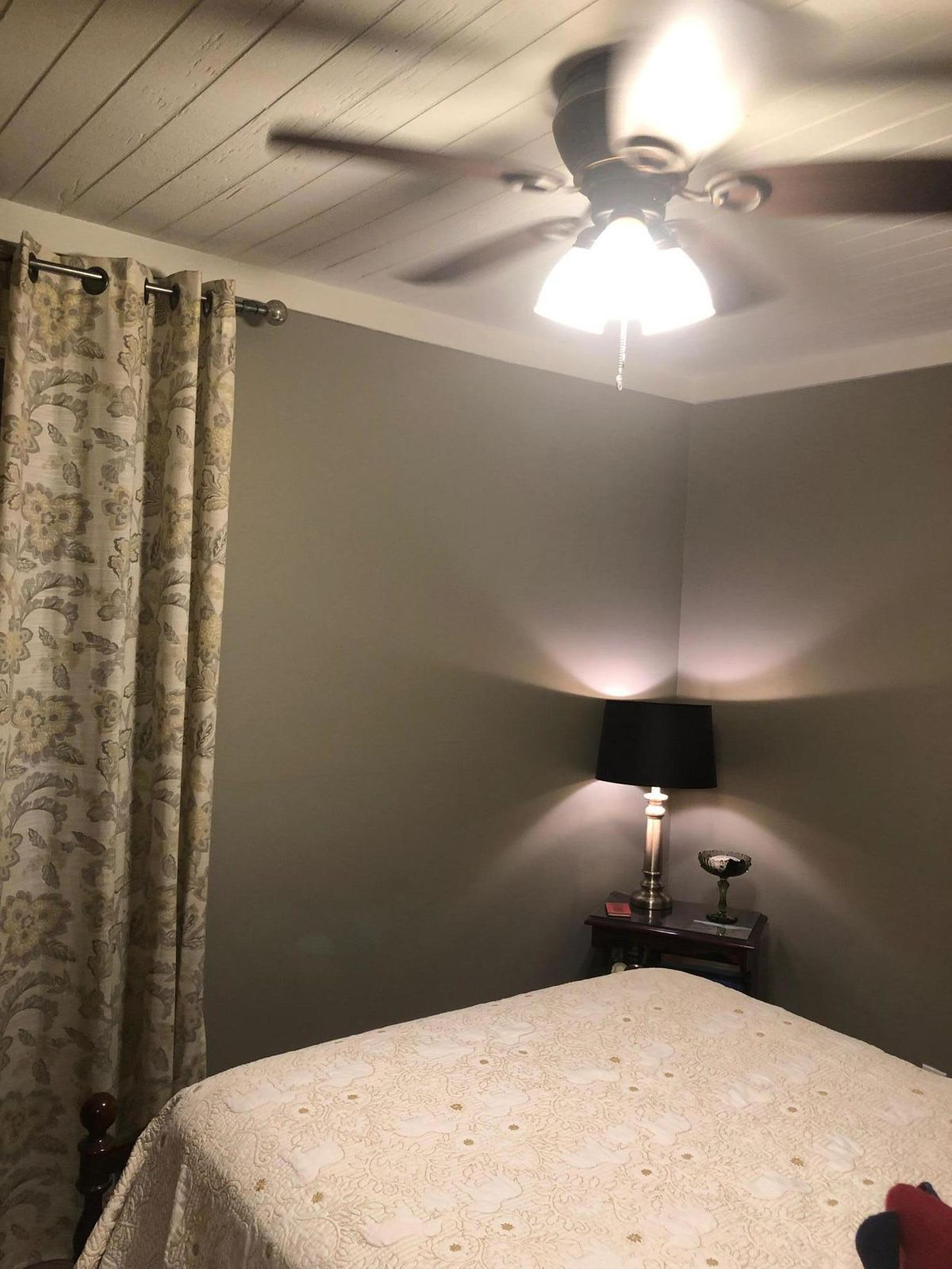 BEDROOM 2 opposite wall view