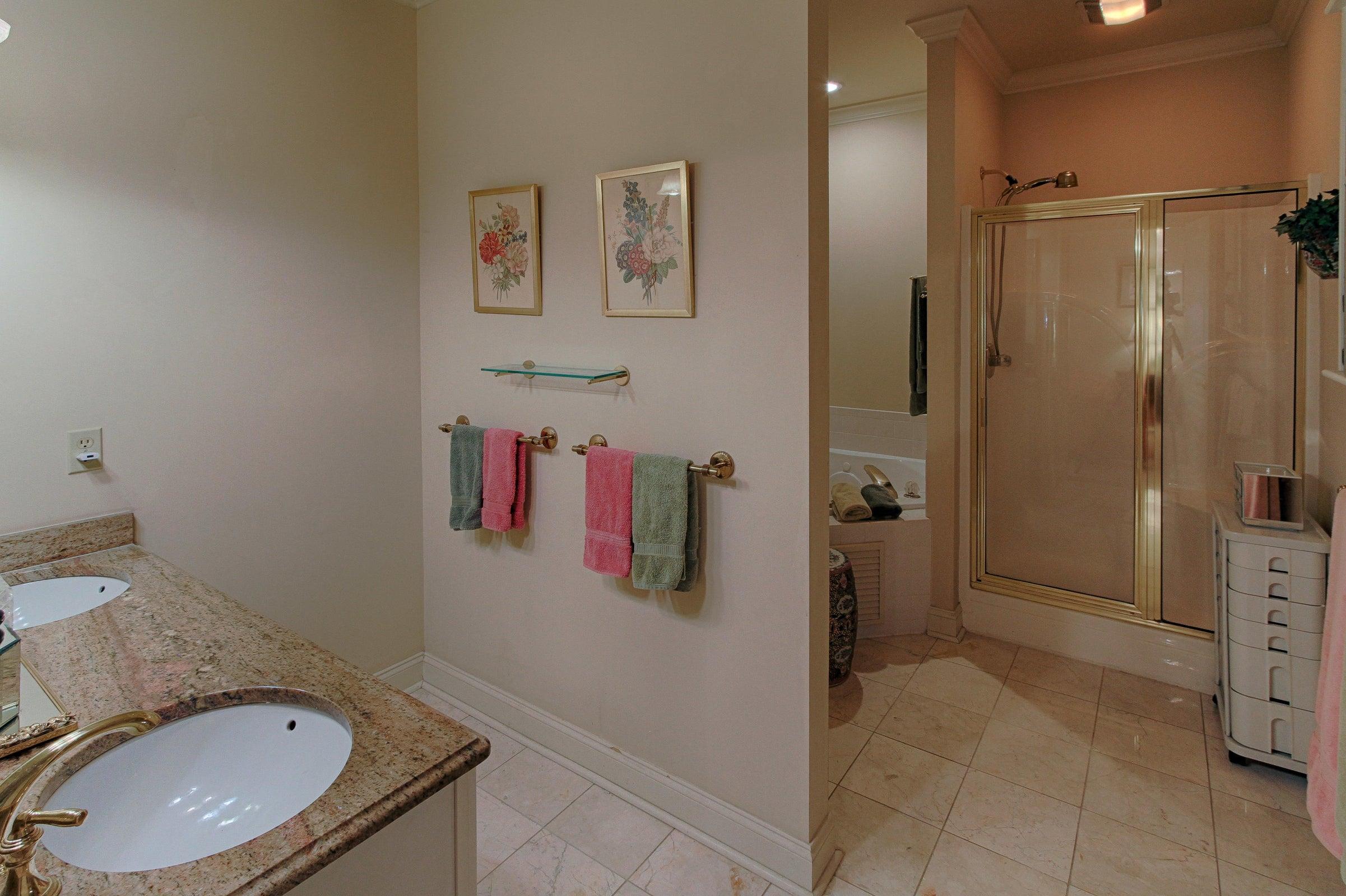 12 - Spacous Master Bath