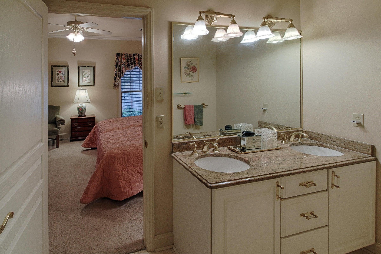 14 - Master Bath has a dual vanity
