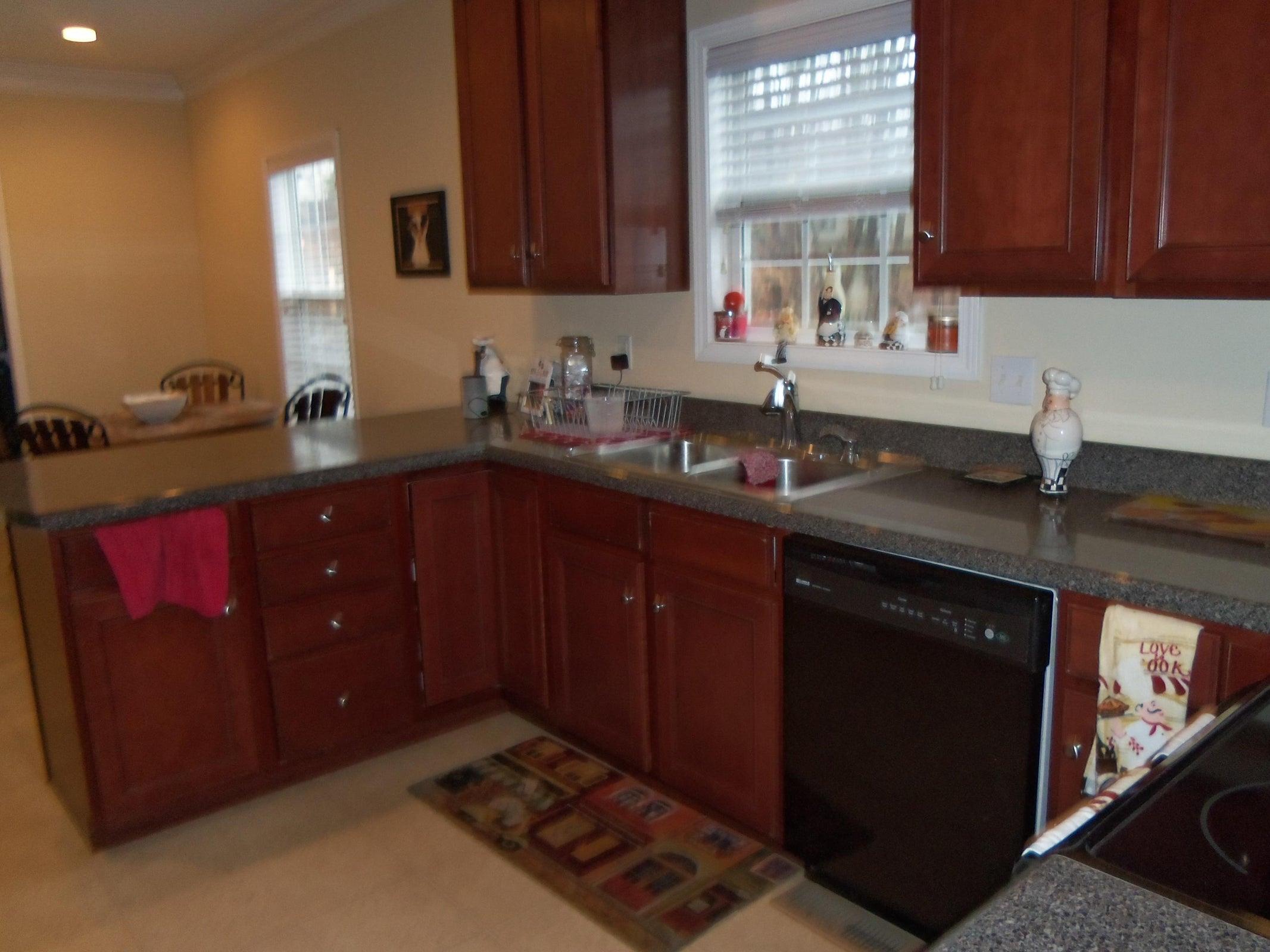 Kitchen w/Many Cabinets