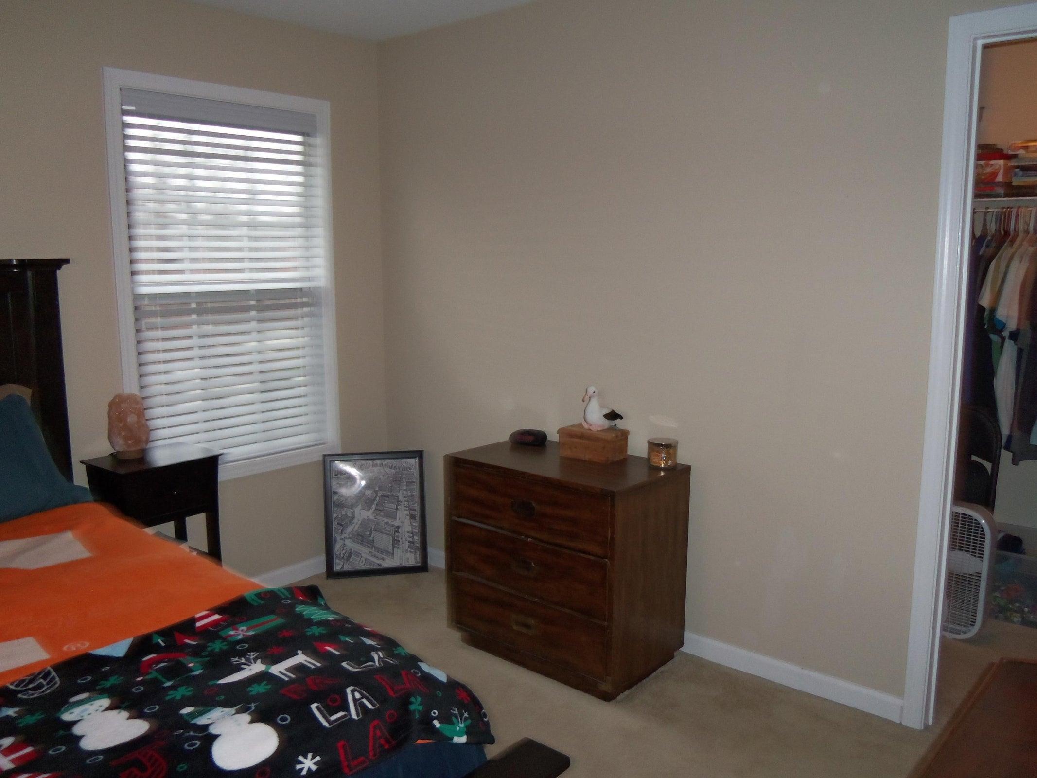 Bedroom #3 w/Closet