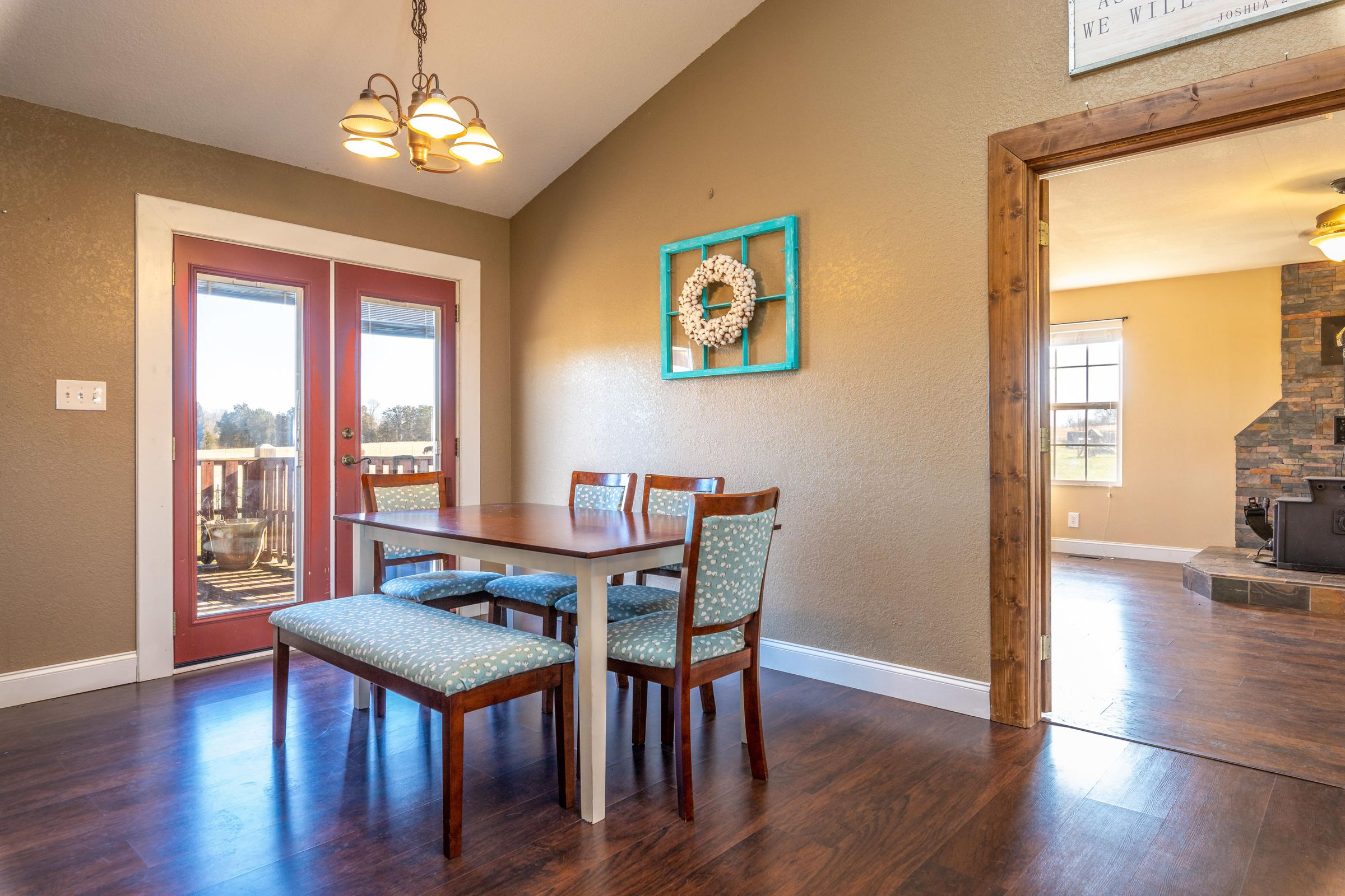 Dinning room/Living room