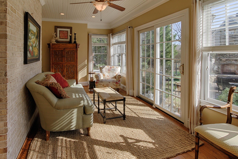 15. - Sun room overlooking back yard