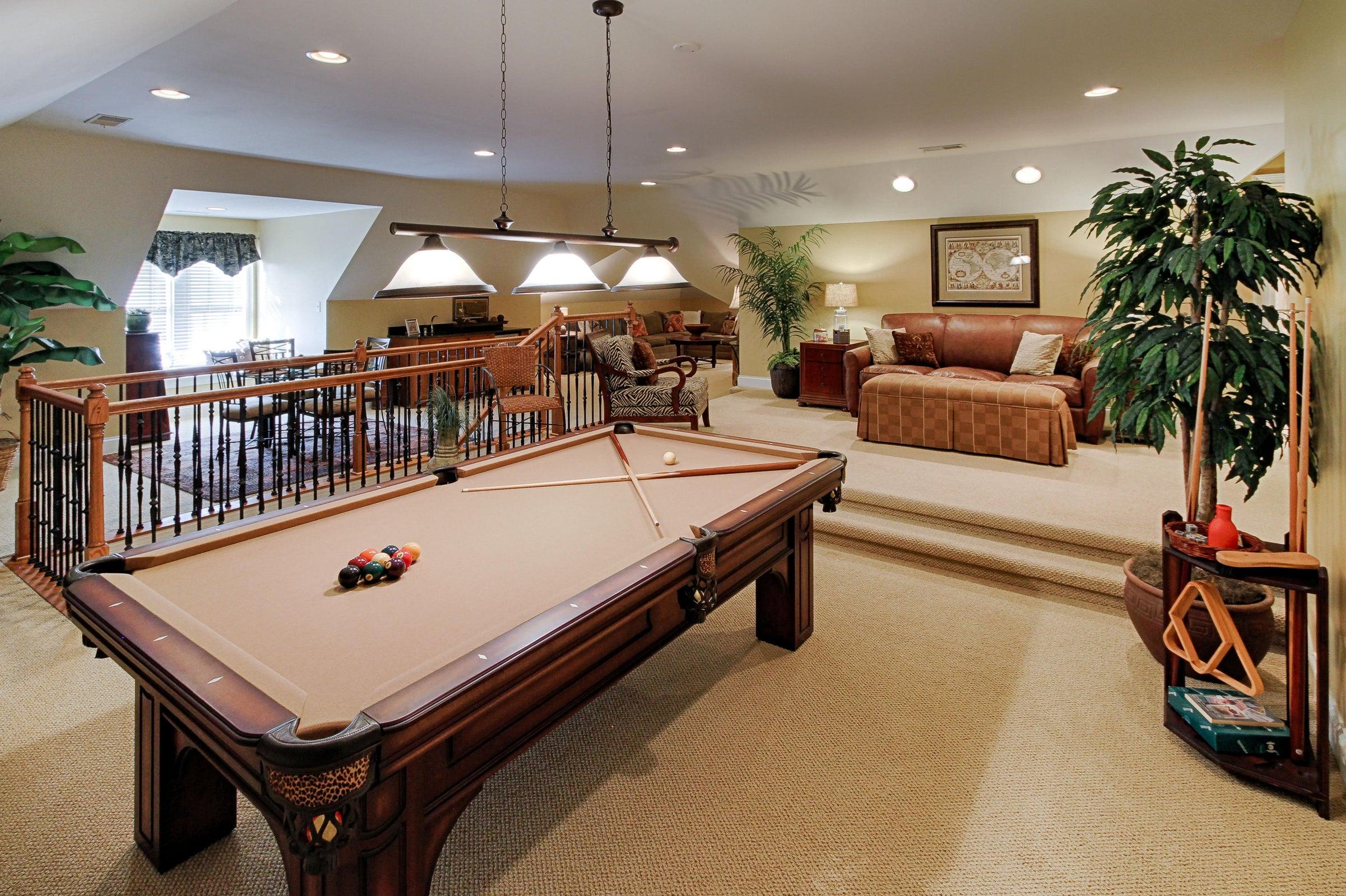 25 - Bonus Room has large open areas