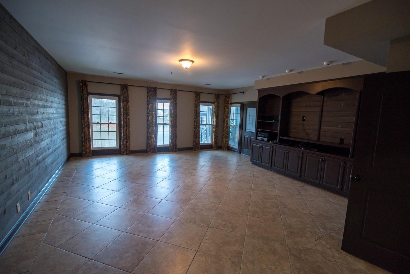 Basement Rec Room/Living Area
