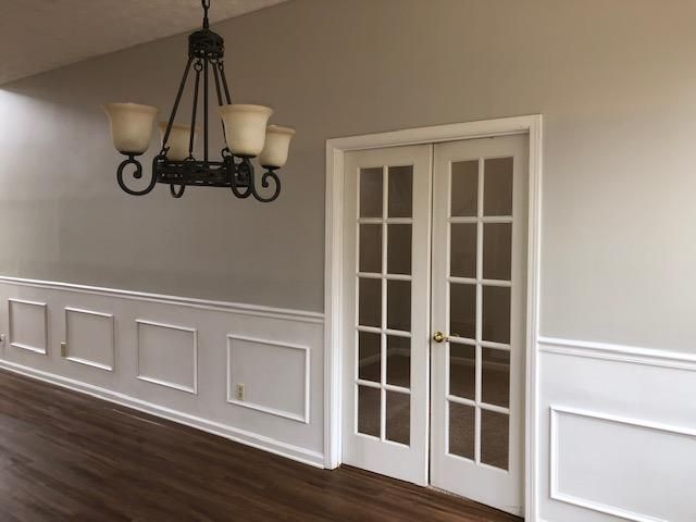 Dining Room to Office