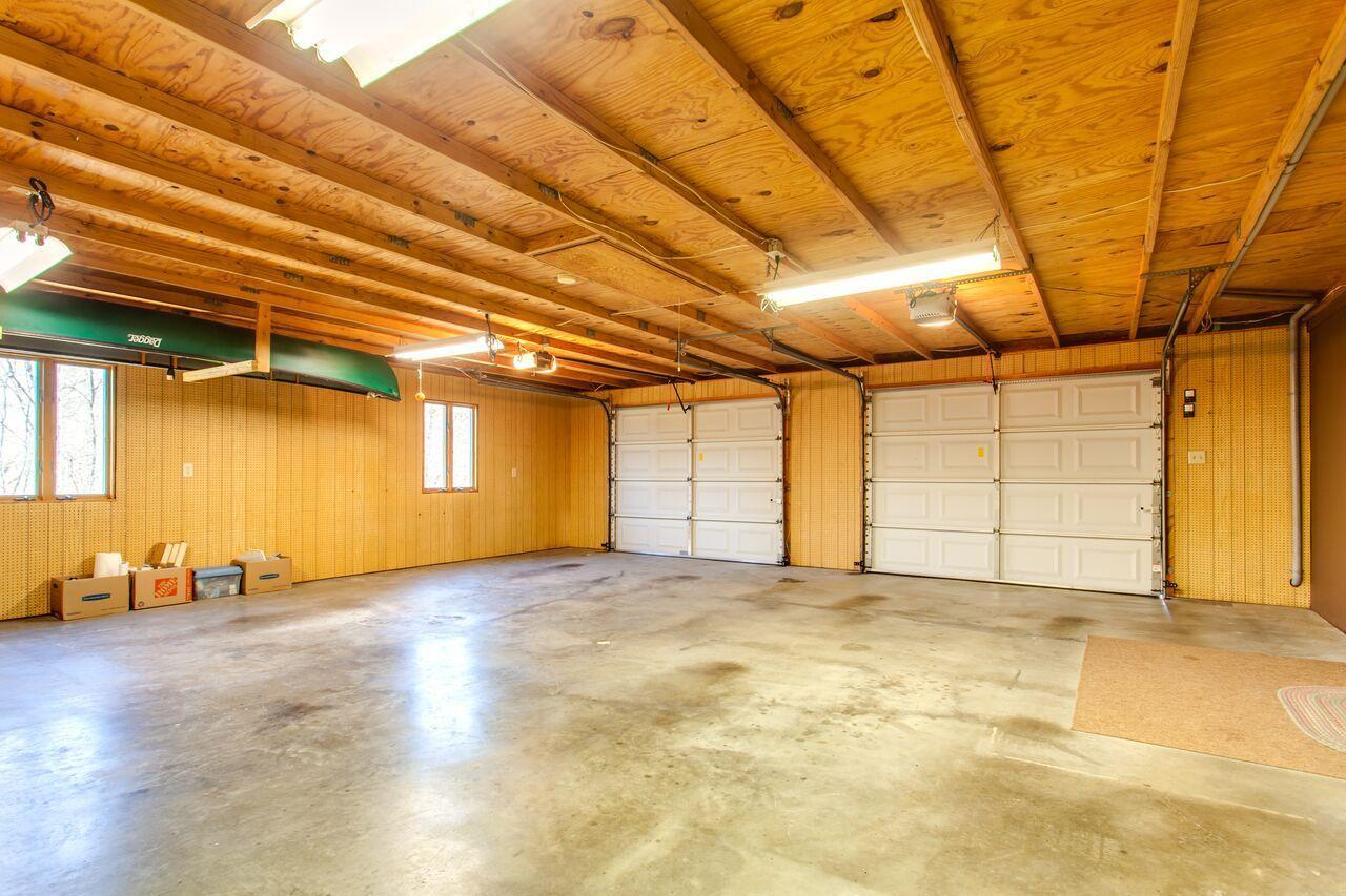 Garage view #1